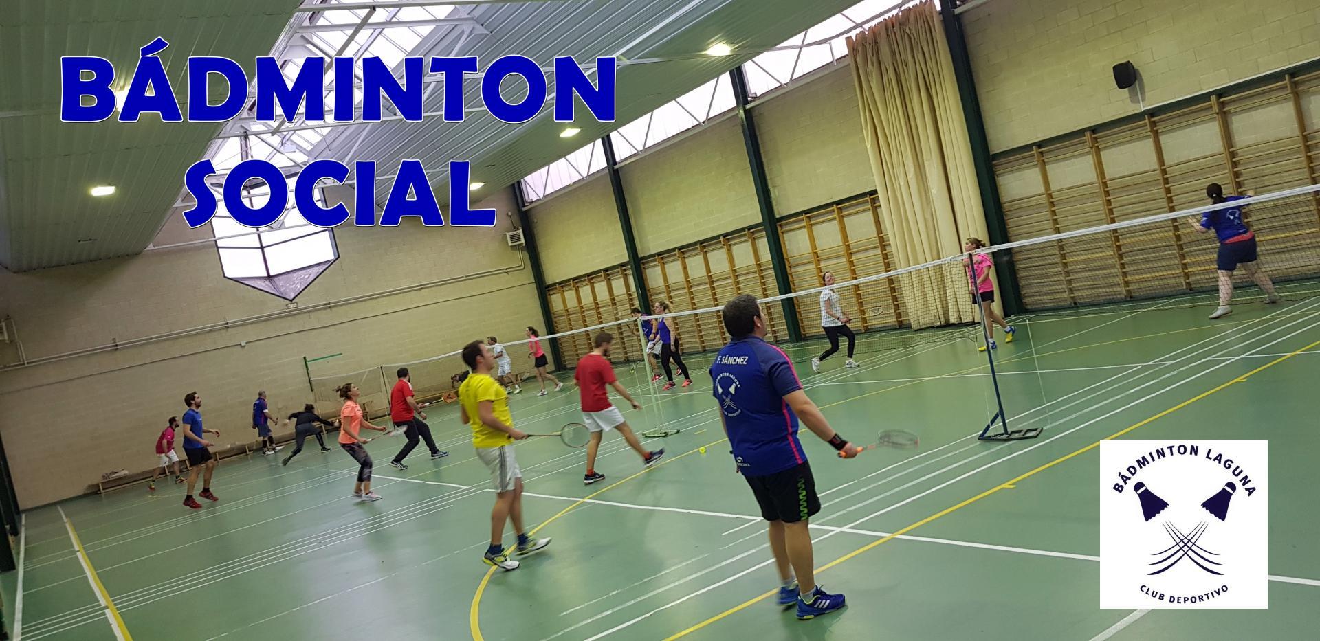 Badminton social 1