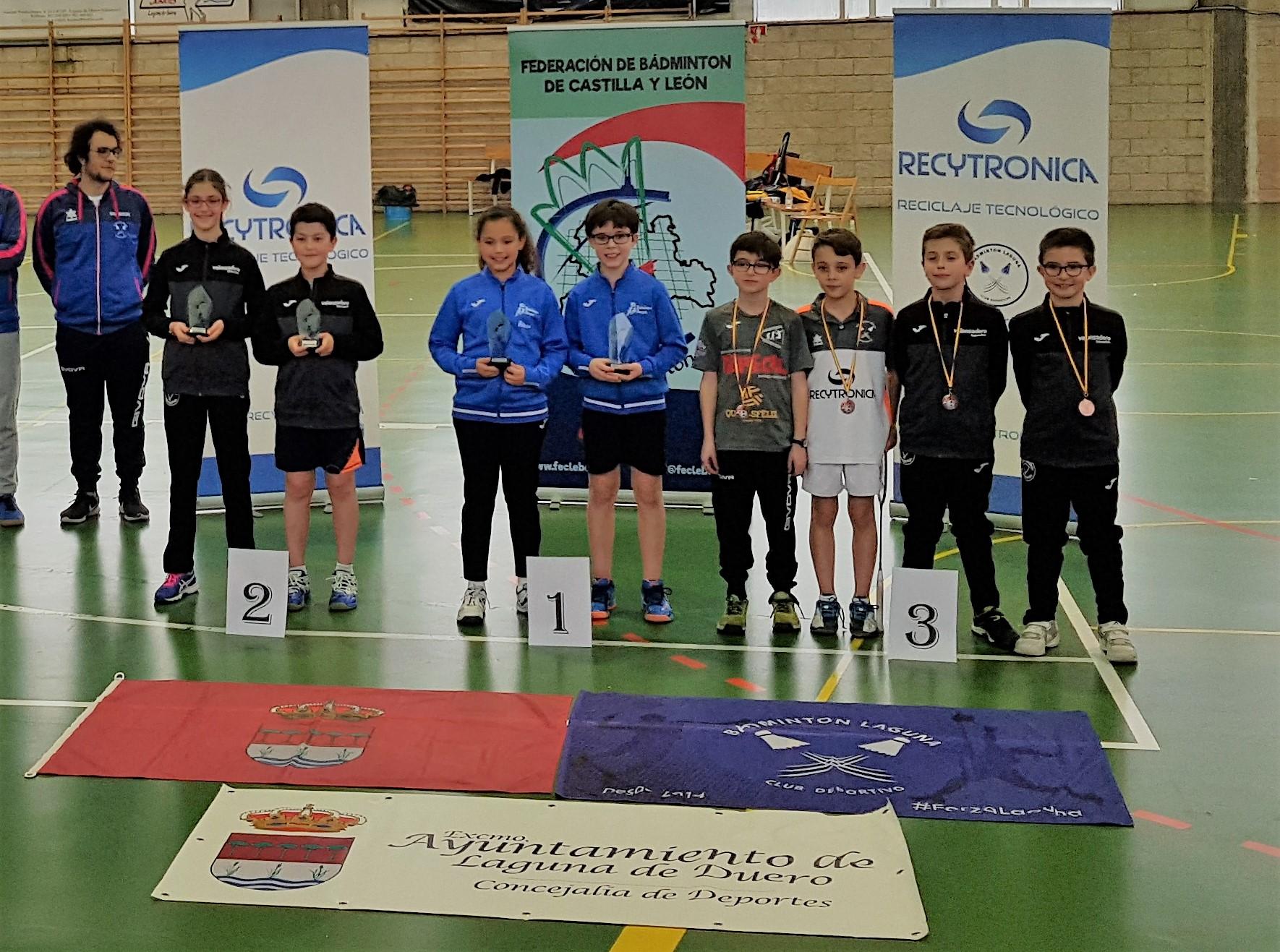 Copia podium