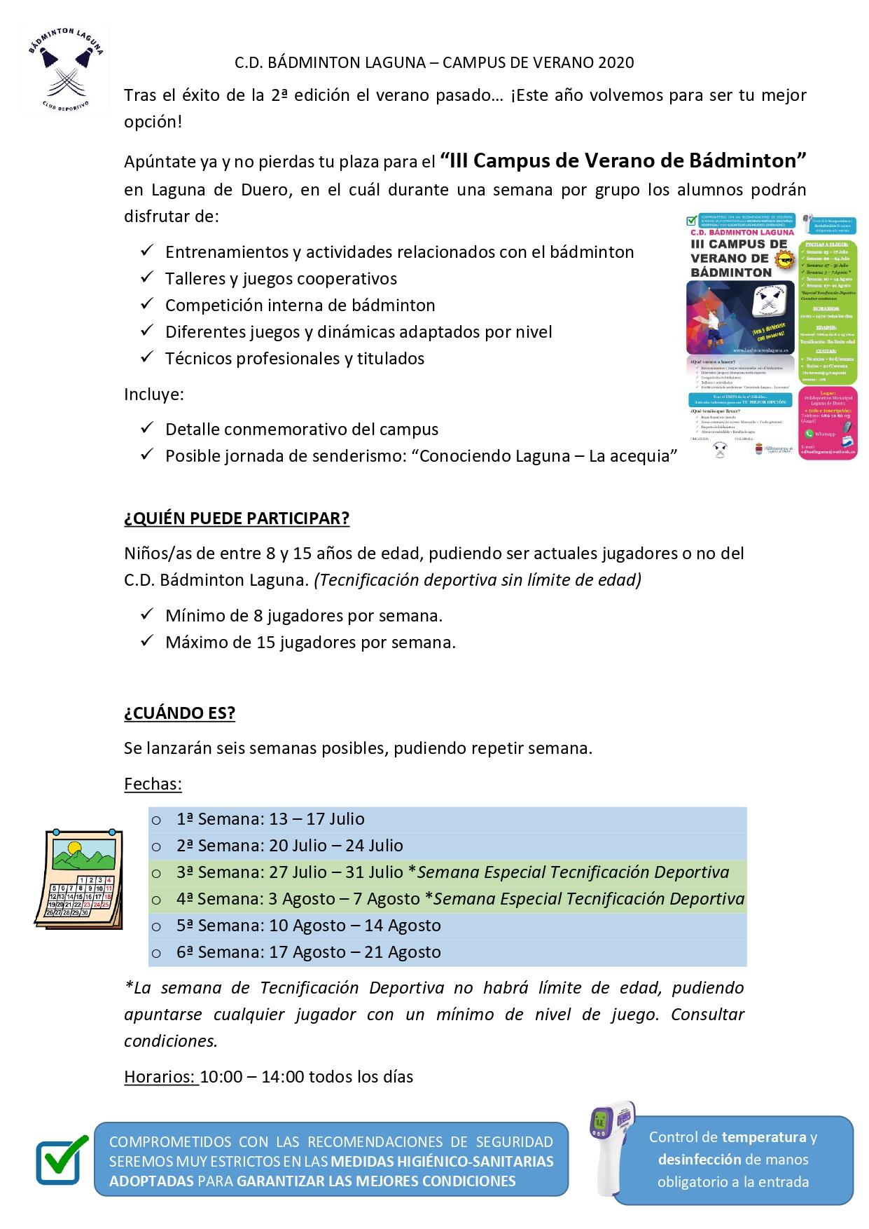 Informacion iii campus de verano 20 c d badminton laguna pages to jpg 0001